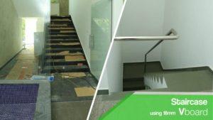 Fiber cement board India